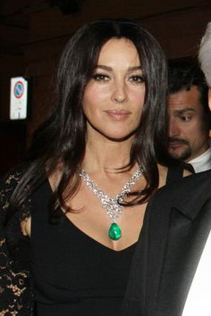Monica Bellucci Photos Photos: Monica Bellucci is the image of beauty and elegance as she attends a store opening for Cartier in Milan, Italy Malena Monica Bellucci, Monica Bellucci Photo, Monica Belluci, Beautiful Italian Women, Vintage Designer Clothing, Italian Actress, Italian Beauty, Fashion Pictures, Milan Fashion