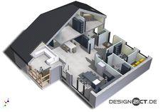 Autodesk Inventor - building design draft