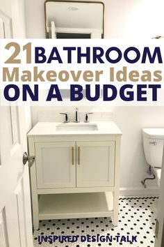 omg this breakdown of the bathroom costs is so helpful. I needed this! #bathroomremodel #bathroomideas