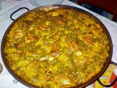 España sabe a #paella!!! #saboreaespaña  It´s tastes like paella #tastingspain