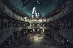 Deserted Sanctuary II by *Camereon on deviantART