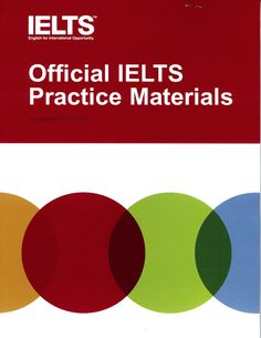 IELTS Test Materials: Official IELTS Practice Materials 1 with Audio CD by University of Cambridge