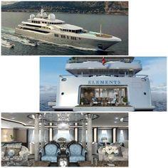 Süperyat Elements || #süperyat #elements #superyacht #tekne #boat #boat #boating #yachting #motoryat #motoryacht #yachtley #monacoyachtshow #yachtlife #deniz #sea #sealife #yat #yacht #boatlife #luxury #luxuryyacht #yachtworld #yatvitrini .. http://www.yatvitrini.com/superyat-elements?pageID=128