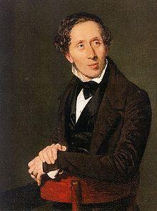 Hans Christian Andersen - Wikipedia, la enciclopedia libre