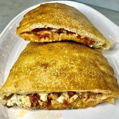 New York Style Calzone and Stromboli recipe | Red Star Yeast