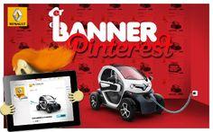"""Renault """"crea"""" el primer banner en Pinterest - Noticia - Bienes Duraderos - MarketingNews.es"""