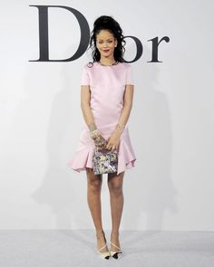 Rihanna speaks out on becoming Dior's first-ever black campaign star