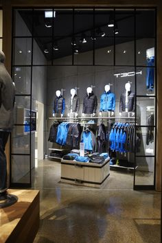 Jack and Jones store by Riis Retail Kolding Denmark