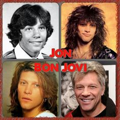 Jon from 1977 to 2015 More old more gorgeous