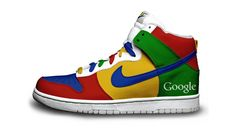 NIKE SOCIAL MEDIA SHOES AND TECHNOLOGY SNEAKERS -  GOOGLE