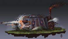 Wolfdawgartcorner (u/Wolfdawgartcorner) - Reddit Fantasy Battle, Warhammer Fantasy, Aquarium, Empire, Engineers, Art, College, Goldfish Bowl, Art Background