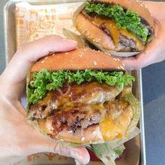 Super Duper Burgers - San Francisco, CA, United States. ChauHandZ X Super Dupper…