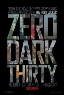 Blockbuster with a conservative edge  |  Zero Dark Thirty