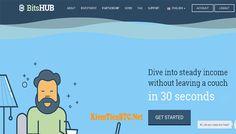 Review BitsHub – Lãi 7% hằng ngày mãi mãi – Đầu tư tối thiểu 0.003BTC – Thanh toán tức thì Get Started, Accounting, Investing