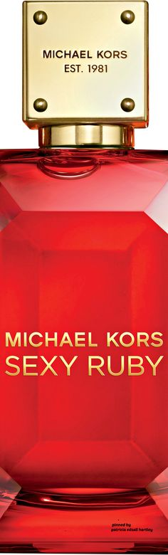 Fragrances - Michael Kors Sexy Ruby Eau de Parfum Spray