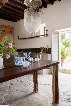 A 400 YEAR OLD HOME ON THE ISLAND OF IBIZA..4..