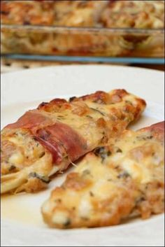 Endives stuffed with Italian ~ Happy taste buds Crusted Tilapia, Parmesan Crusted Chicken, Veggie Recipes, Cooking Recipes, Healthy Recipes, Drink Recipes, Healthy Food, Food Dishes, Main Dishes