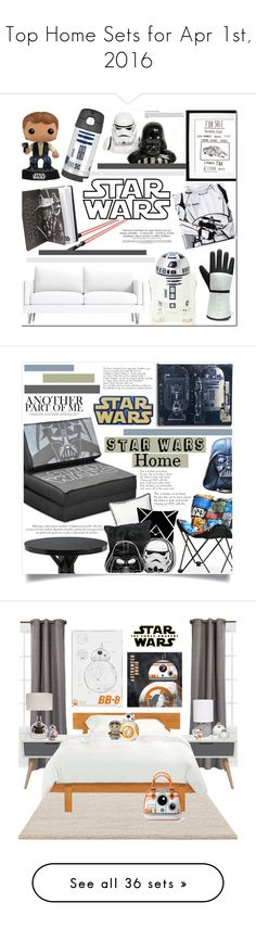 """""""Top Home Sets for Apr 1st, 2016"""" by polyvore ❤ liked on Polyvore featuring interior, interiors, interior design, home, home decor, interior decorating, R2, Forever 21, Vandor and ThinkGeek"""