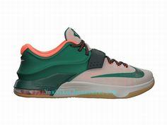 new concept 411b0 04781 Nike KD 7 Easy Money - Chaussure De Basket-ball pour Homme Pas Cher Blanc