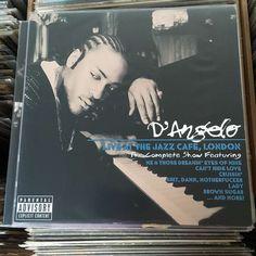 Vinyl Wednesday: D'Angelo - Live At The Jazz Cafe, London Read more: http://www.susannealt.com/weblog/vinyl-wednesday-dangelo-live-at-the-jazz-cafe-london/ #vinyl #vinylwednesday #funk #soul #rnb #dangelo #livealbum