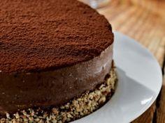 Čokoládový dort Tiramisu, Sweets, Candy, Cookies, Ethnic Recipes, Food, Crack Crackers, Gummi Candy, Biscuits
