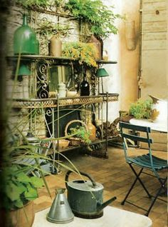 Growing a Potting Shed from the ground up with exterior inspiration from Country Gardens magazine and a blend of new and salvage materials. Description from pinterest.com. I searched for this on bing.com/images