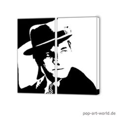 Der Junge Pate.... Kein Poster oder Kunstdruck!  http://www.pop-art-world.de/der_pate_the_godfather.html