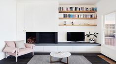 quality not quantity: see inside this minimalistic Melbourne home