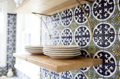 It had them at handpainted… | Installation Gallery | Fireclay Tile
