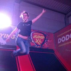 Jump XL, le tout nouveau concept rebondissant  !