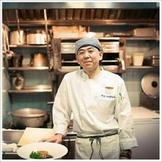 From Hakata Tonton's Chef Koji Hagihara,   recommendations on where to eat in NYC and where to shop for Japanese food! Eat where the pros eat! See also: http://www.findeatdrink.com/slideshows/hakata_tonton_1.html
