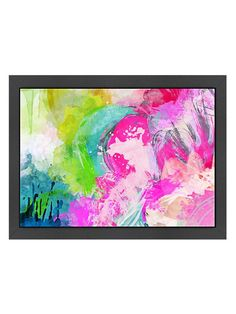 Abstract Art 8 by Urban Road (Framed) by Americanflat at Gilt