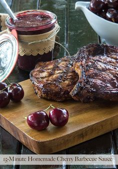 ... com/post/44473388426/smashed-steak-skewers-with-cherry-barbecue-sauce