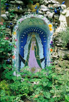 Our Lady Of Quadelupe