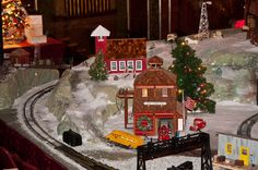 Paramount Festival of Trees and Trains. Visit the Festival website for more information. www.pacfott.org G Scale Train