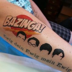 #bigbangtheory #bazinga #sheldon #leonard #pennypennypenny #tattoo #tattooed #ink #inked #tattoosofintagram #instatattoo #tattoolove #inkedandproud #inkart #tattooart #tattoolife #tattoolove #tattoopassion #tattooinspiration #tattocommunity #skinart #bodyart #bodymodification #tattooblogger #lamoglietatuata #thetattooedwife