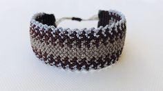Macrame Rings, Macrame Jewelry, Macrame Bracelets, Love Bracelets, Fashion Bracelets, Hippie Style, Hippie Boho, Evil Eye Ring, Bracelet Knots
