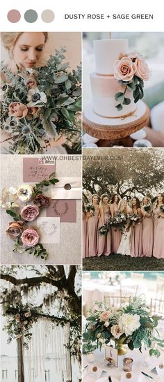 25 Trending Dusty Rose And Sage Wedding Color Ideas - Wedding 25 Trending Dusty Rose And Sage Wedding Color Ideas - Wedding dusty rose and sage green wedding color ideas<br> romantic dusty rose wedding arch Sage Green Wedding, Dusty Rose Wedding, Burgundy Wedding, Wedding Ideas Green, Gold Wedding, Wedding Card, Wedding Reception, Wedding Rings, Vintage Wedding Invitation