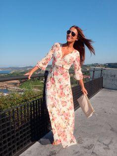 Llevo vestido largo precioso de LADY MARSHMALLOW,