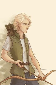 Mark Blackthorn by taratjah