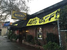 Black Oak Books has been a Berkeley institution for over thirty years. After coming under new ownership in 2008, Black Oak Books was able to purchase the building that once housed the Roundtree R&B Club and Ruthie's Inn at 2618 San Pablo Ave