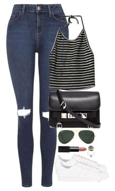 Untitled #1990 by h4nnahlouise on Polyvore featuring polyvore fashion style StyleNanda Topshop adidas Originals Proenza Schouler Fendi Ray-Ban NARS Cosmetics clothing https://twitter.com/gmingsefefmn/status/903139976413495296