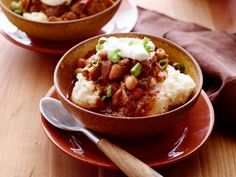 Leftover Turkey Chili Recipe : Food Network Kitchen : Food Network - FoodNetwork.com