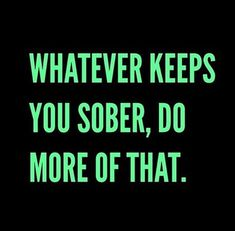 Many people struggling with drug addiction think that recovery is nearly impossible for them. They've heard the horror stories of painful withdrawal symptoms, they can't imagine life without drugs, and they can't fathom actually being able to get. Sober Quotes, Aa Quotes, Sobriety Quotes, Sobriety Gifts, Happy Quotes, Qoutes, Motivational Quotes, Life Quotes, Addiction Recovery Quotes