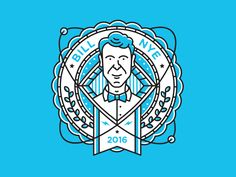 Vote Nye 2016 by Daniel Haire