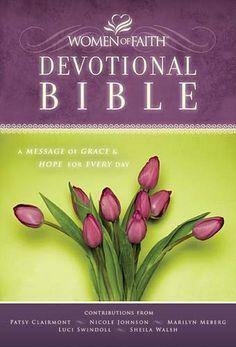 Women of Faith  - a great study bible