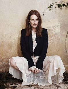 Julianne Moore for The Edit Magazine (May 2016)