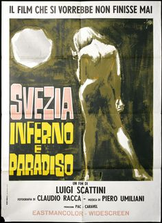 Sweden:  Heaven and Hell (1968; Luigi Scattini) [Italy]