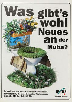 Anon, Schweizer Mustermesse Basel, 1997