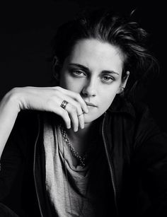 Kristen Stewart for Wonderland Magazine by Hedi Slimane